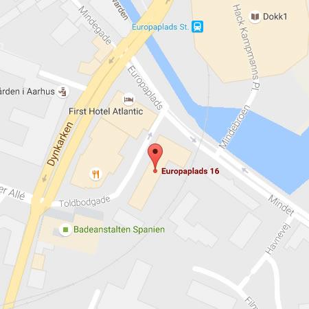 Adresse Århus C